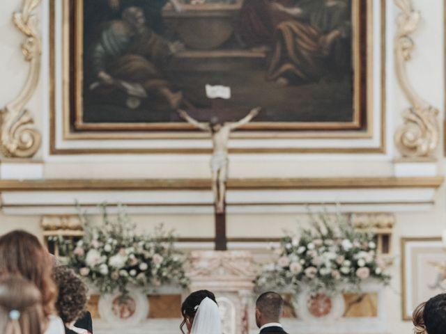 Il matrimonio di Teresa e Davide a Paglieta, Chieti 31