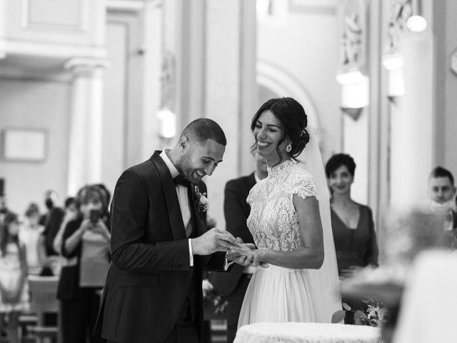 Il matrimonio di Teresa e Davide a Paglieta, Chieti 33
