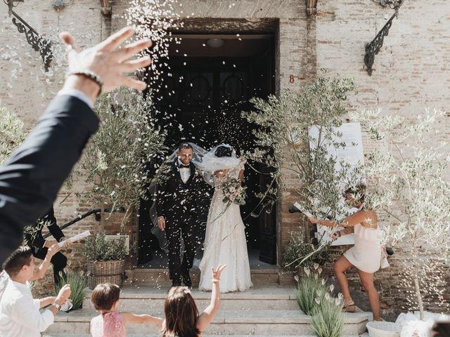 Il matrimonio di Teresa e Davide a Paglieta, Chieti 34