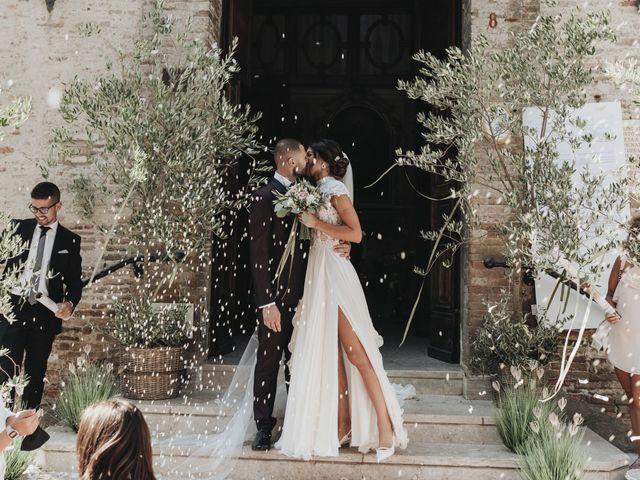 Il matrimonio di Teresa e Davide a Paglieta, Chieti 35