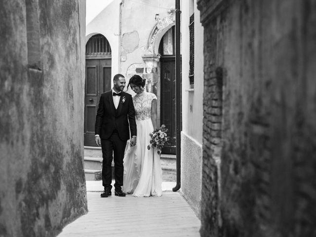 Il matrimonio di Teresa e Davide a Paglieta, Chieti 37