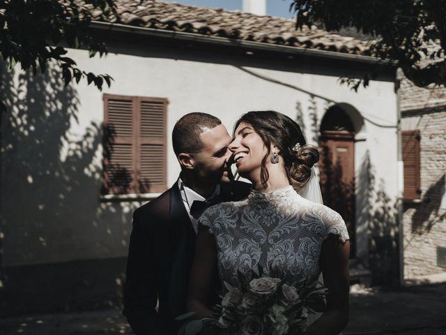 Il matrimonio di Teresa e Davide a Paglieta, Chieti 42