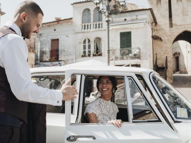 Il matrimonio di Teresa e Davide a Paglieta, Chieti 46