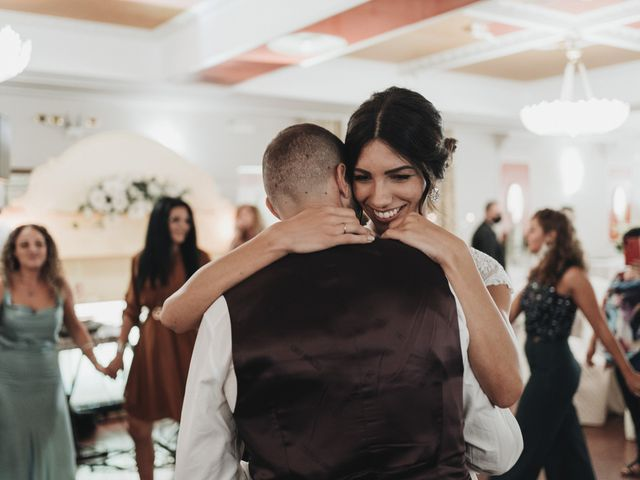 Il matrimonio di Teresa e Davide a Paglieta, Chieti 51