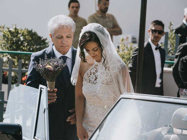 Il matrimonio di laura e pasquale a Ariano Irpino, Avellino 53