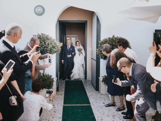 Il matrimonio di laura e pasquale a Ariano Irpino, Avellino 94