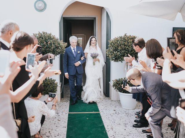 Il matrimonio di laura e pasquale a Ariano Irpino, Avellino 95