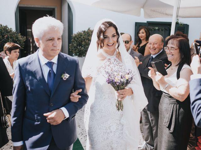 Il matrimonio di laura e pasquale a Ariano Irpino, Avellino 96
