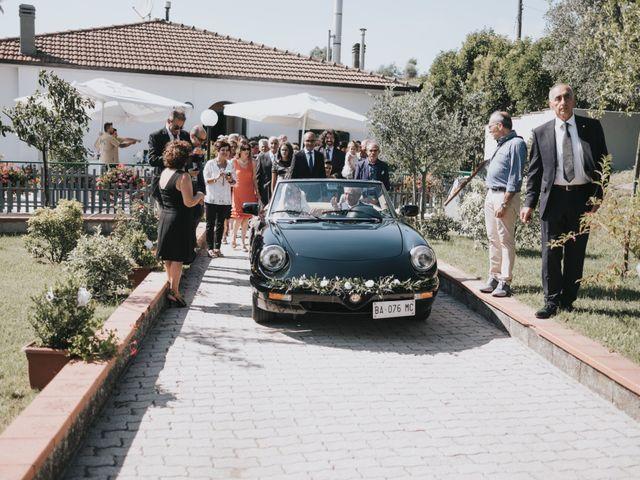 Il matrimonio di laura e pasquale a Ariano Irpino, Avellino 99