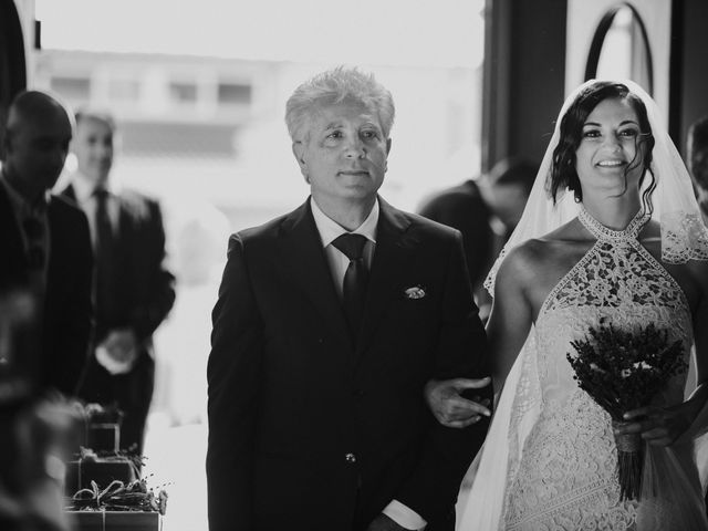 Il matrimonio di laura e pasquale a Ariano Irpino, Avellino 104
