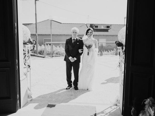 Il matrimonio di laura e pasquale a Ariano Irpino, Avellino 131