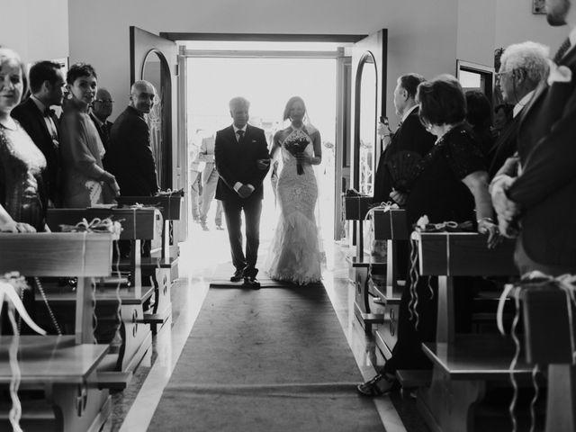 Il matrimonio di laura e pasquale a Ariano Irpino, Avellino 134