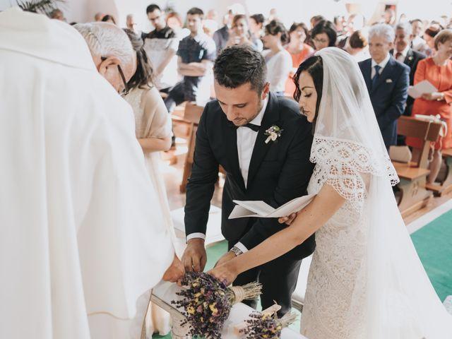 Il matrimonio di laura e pasquale a Ariano Irpino, Avellino 155