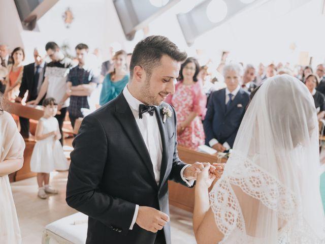 Il matrimonio di laura e pasquale a Ariano Irpino, Avellino 159