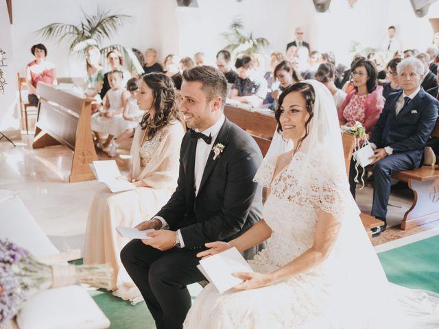 Il matrimonio di laura e pasquale a Ariano Irpino, Avellino 163