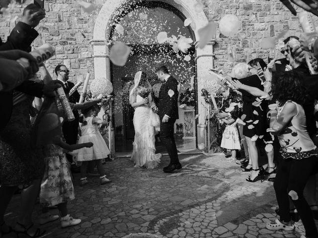 Il matrimonio di laura e pasquale a Ariano Irpino, Avellino 175