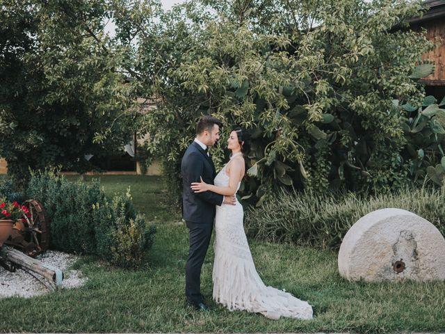 Il matrimonio di laura e pasquale a Ariano Irpino, Avellino 242