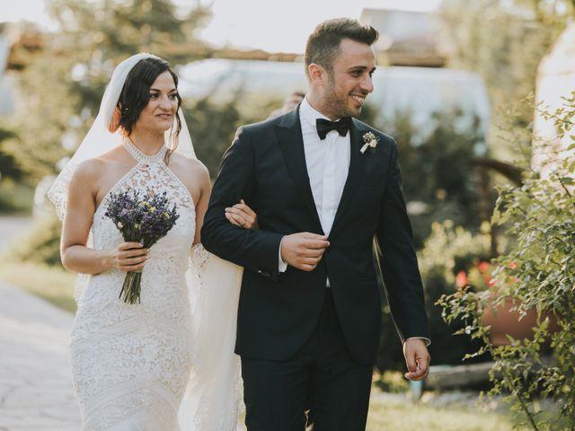 Il matrimonio di laura e pasquale a Ariano Irpino, Avellino 250