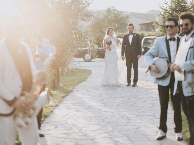 Il matrimonio di laura e pasquale a Ariano Irpino, Avellino 337