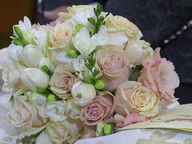 Il matrimonio di Alessandro e Valentina a Nurachi, Oristano 3