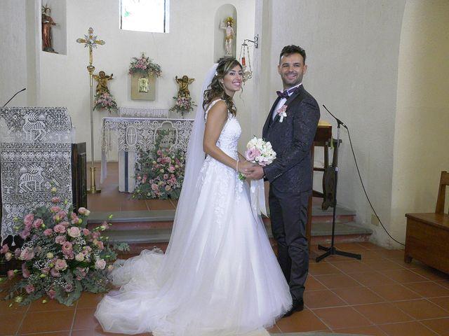 Il matrimonio di Alessandro e Valentina a Nurachi, Oristano 5