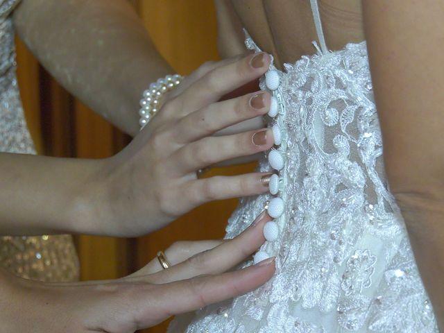 Il matrimonio di Alessandro e Valentina a Nurachi, Oristano 8