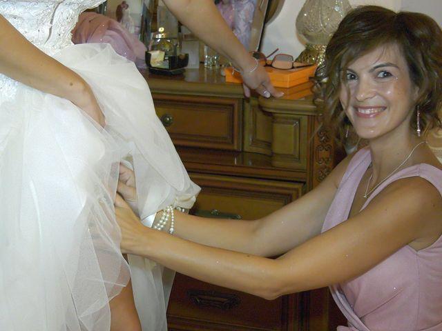 Il matrimonio di Alessandro e Valentina a Nurachi, Oristano 9