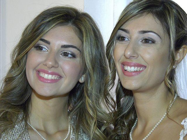 Il matrimonio di Alessandro e Valentina a Nurachi, Oristano 11