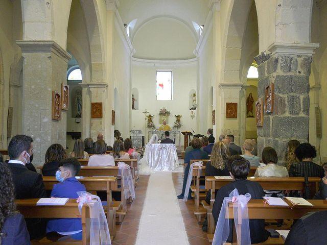 Il matrimonio di Alessandro e Valentina a Nurachi, Oristano 15