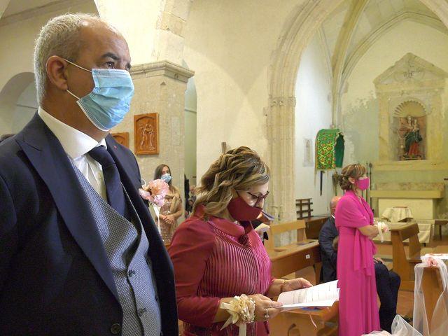 Il matrimonio di Alessandro e Valentina a Nurachi, Oristano 16