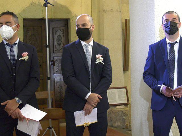 Il matrimonio di Alessandro e Valentina a Nurachi, Oristano 18