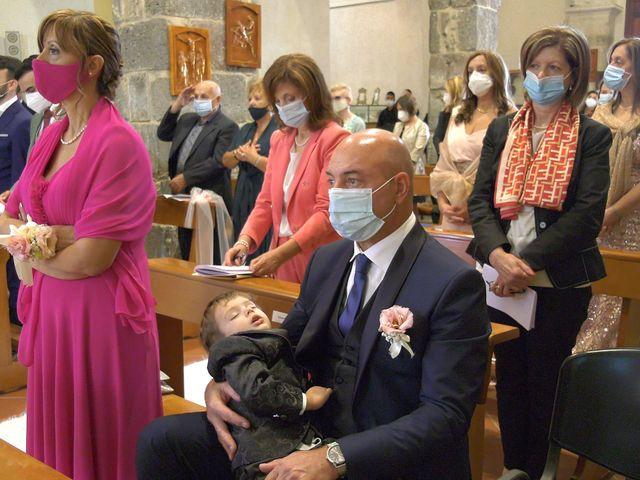 Il matrimonio di Alessandro e Valentina a Nurachi, Oristano 19