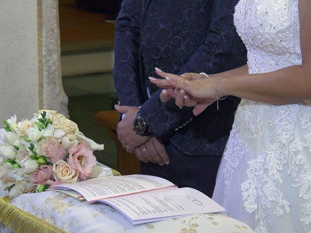 Il matrimonio di Alessandro e Valentina a Nurachi, Oristano 20