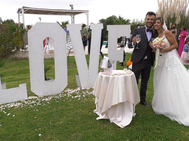 Il matrimonio di Alessandro e Valentina a Nurachi, Oristano 29