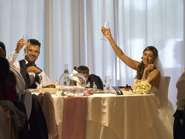 Il matrimonio di Alessandro e Valentina a Nurachi, Oristano 32