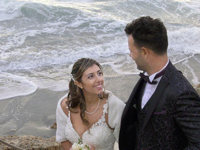 Il matrimonio di Alessandro e Valentina a Nurachi, Oristano 40