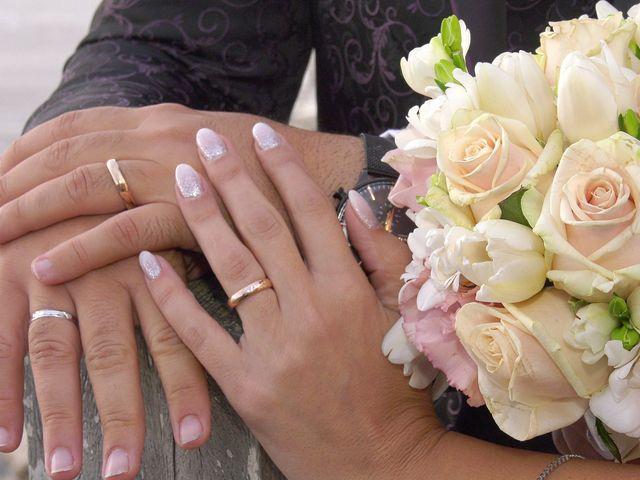 Il matrimonio di Alessandro e Valentina a Nurachi, Oristano 41