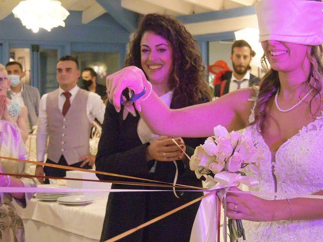 Il matrimonio di Alessandro e Valentina a Nurachi, Oristano 43