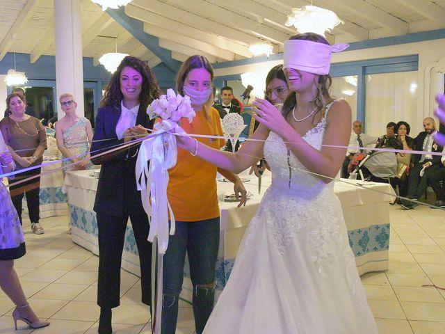 Il matrimonio di Alessandro e Valentina a Nurachi, Oristano 44
