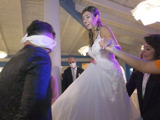 Il matrimonio di Alessandro e Valentina a Nurachi, Oristano 46