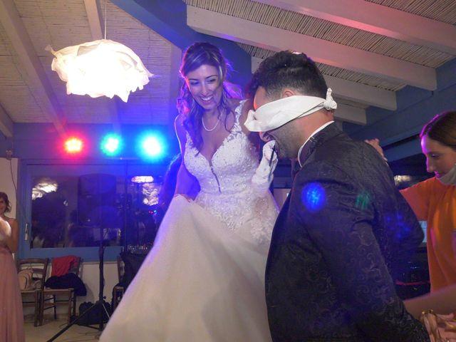 Il matrimonio di Alessandro e Valentina a Nurachi, Oristano 47