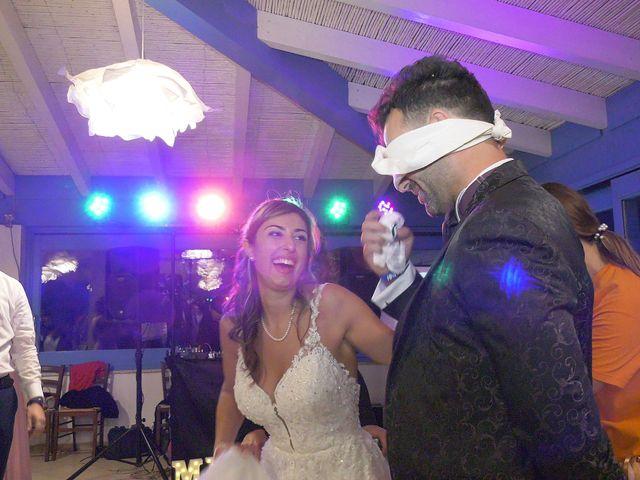 Il matrimonio di Alessandro e Valentina a Nurachi, Oristano 48