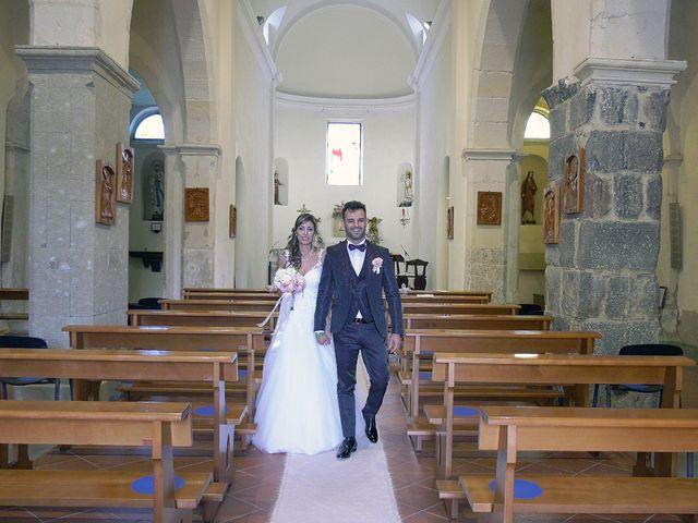 Il matrimonio di Alessandro e Valentina a Nurachi, Oristano 55