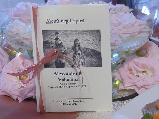 Il matrimonio di Alessandro e Valentina a Nurachi, Oristano 60