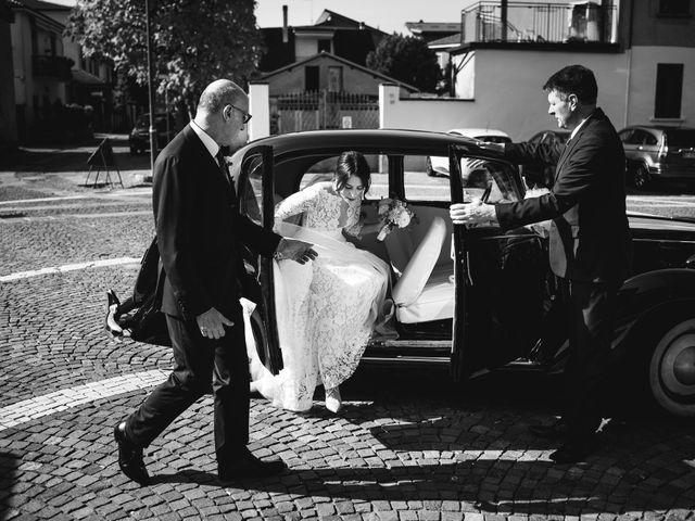 Il matrimonio di Simone e Laura a Pavia, Pavia 17