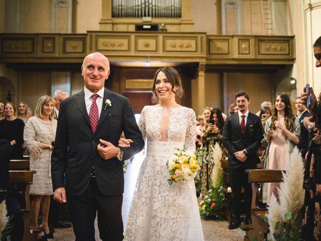 Il matrimonio di Simone e Laura a Pavia, Pavia 18