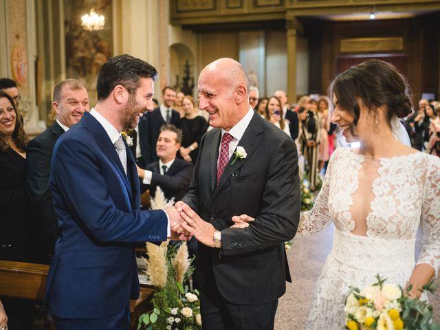 Il matrimonio di Simone e Laura a Pavia, Pavia 19