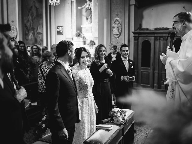 Il matrimonio di Simone e Laura a Pavia, Pavia 20