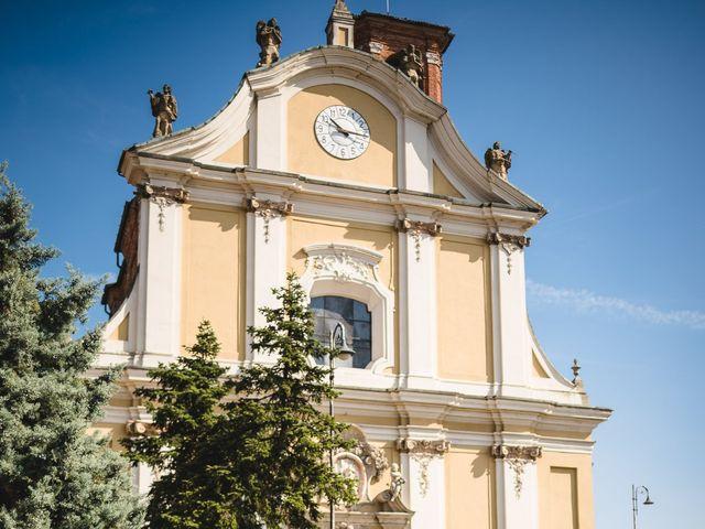 Il matrimonio di Simone e Laura a Pavia, Pavia 26