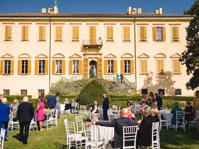 Il matrimonio di Simone e Laura a Pavia, Pavia 29